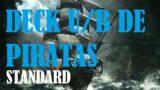 DECK TECH STANDARD PIRATAS UB – Magic The Gathering Classic