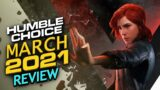 Humble Choice March 2021 Reviews – Highs and lows