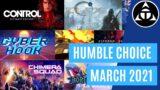 March 2021 Humble Choice Bundle Review