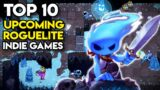 Top 10 Upcoming ROGUELITE Indie Games on Steam (Part 3)